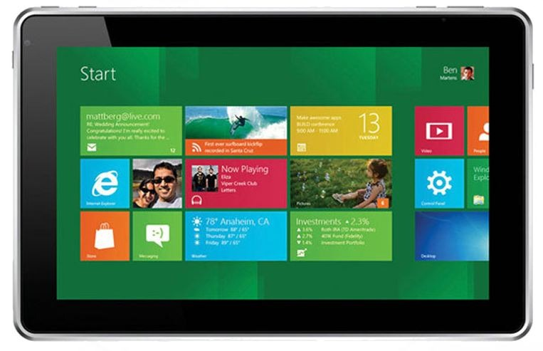 Toshiba no lanzará tablets Windows 8 con chip ARM -el de Android e iPad-