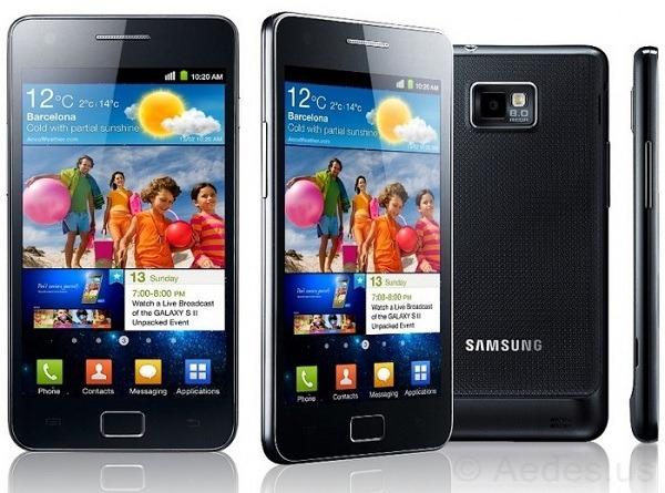 Cómo hacer capturas de pantalla con el Samsung Galaxy S3 y el Galaxy S2