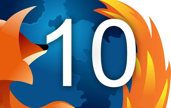Diez años de Mozilla Firefox