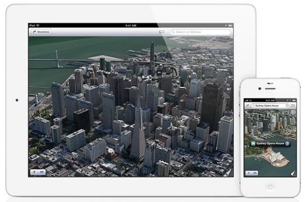 Mapas de Apple
