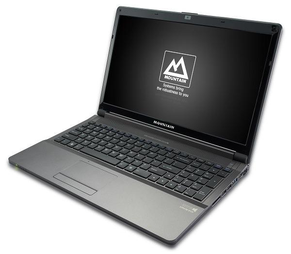 Mountain StudioMX 15 y 17, portátiles de Mountain con gran potencia