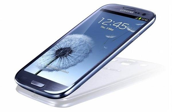 Samsung alcanza los veinte millones de Samsung Galaxy S3 vendidos
