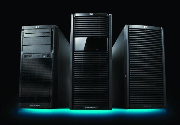 El mercado de servidores cae un 2,9% en el segundo trimestre
