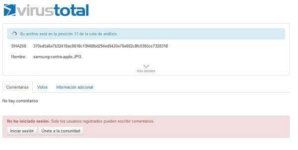 Google compra la empresa de seguridad española VirusTotal