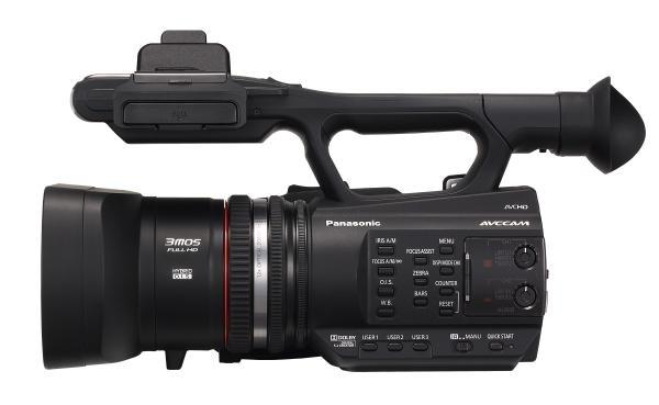 Panasonic AG-AC90, videocámara profesional de bajo coste