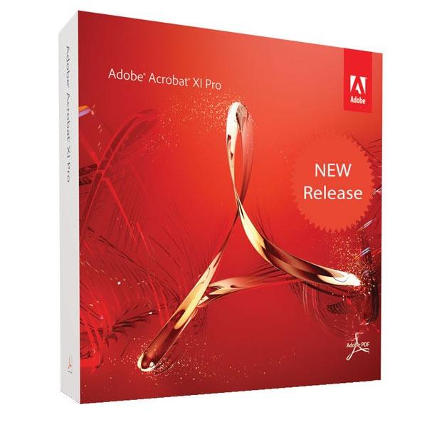 Adobe Acrobat XI Pro, nueva versión del lector y editor de PDF