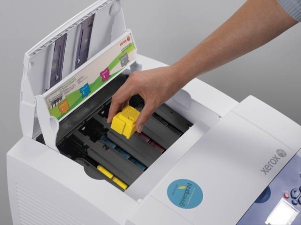 Xerox ColorQube 8900, un análisis de la tecnología de tinta sólida
