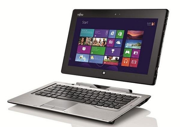 Fujitsu Stylistic Q702, tablet convertible en portátil con Windows 8