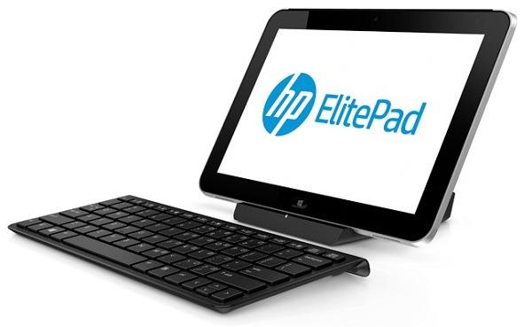 HP ElitePad 900, tablet profesional con Windows 8