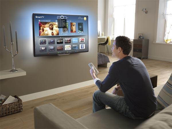 Televisor LED de Philips
