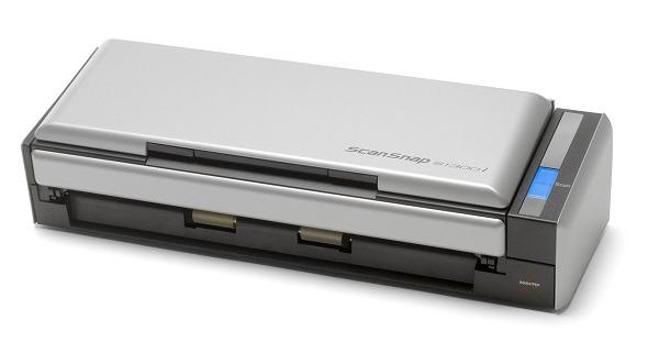 Fujitsu ScanSnap S1300i, escáner portátil para profesionales