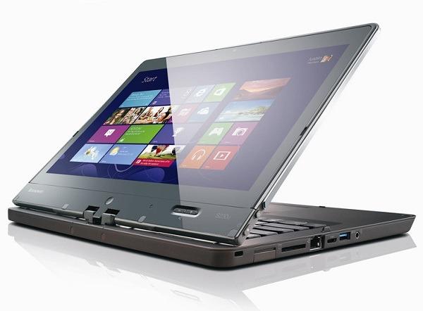 Lenovo ThinkPad Twist, portátil profesional con teclado plegable