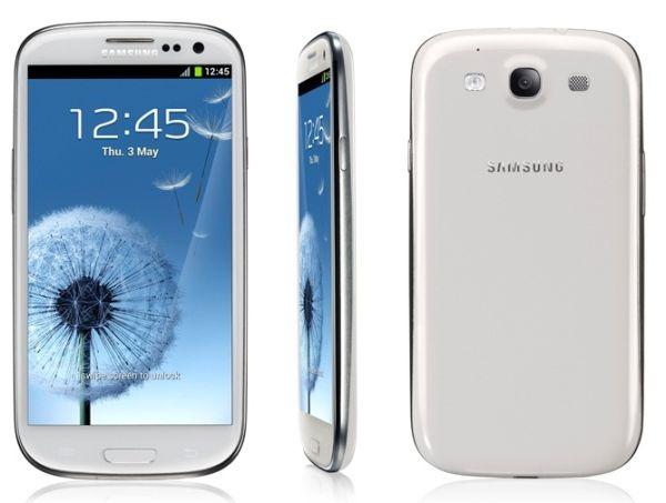 Samsung vende 30 millones de Samsung Galaxy S3