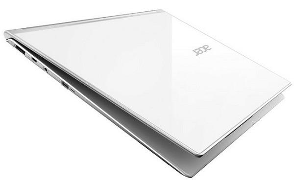 Acer recibe un premio a la innovación por sus ultrabooks Aspire S7