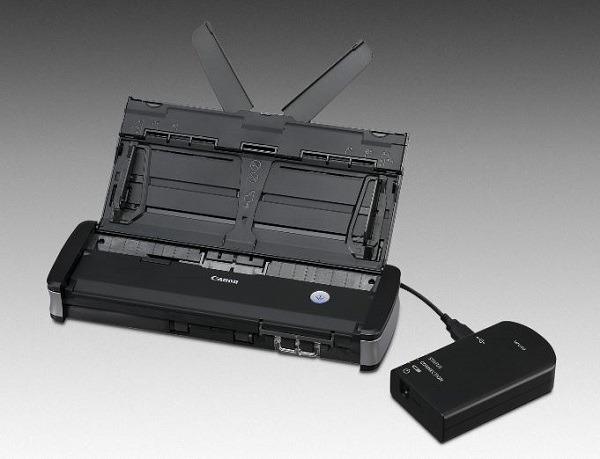 Canon imageFORMULA DR-C125W, escáner compacto para profesionales