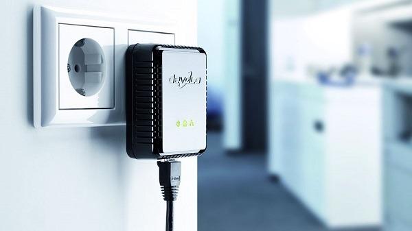 devolo Powerline dLAN 200 AVpro mini, adaptador profesional