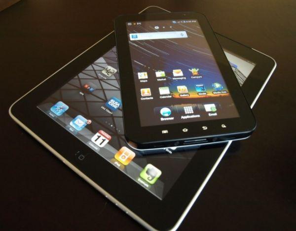 Las tabletas Android siguen ganando terreno al iPad en el tercer trimestre de 2012