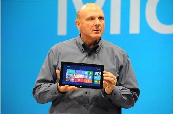 Las ventas del tablet Microsoft Surface decepcionan