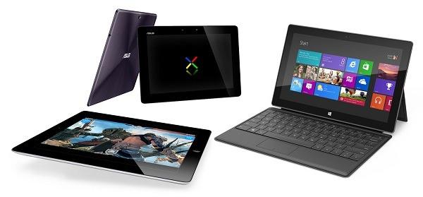 Microsoft reduce a la mitad las unidades fabricadas de su tableta Surface