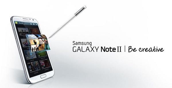 Samsung vende 3 millones de Samsung Galaxy Note 2 en un mes