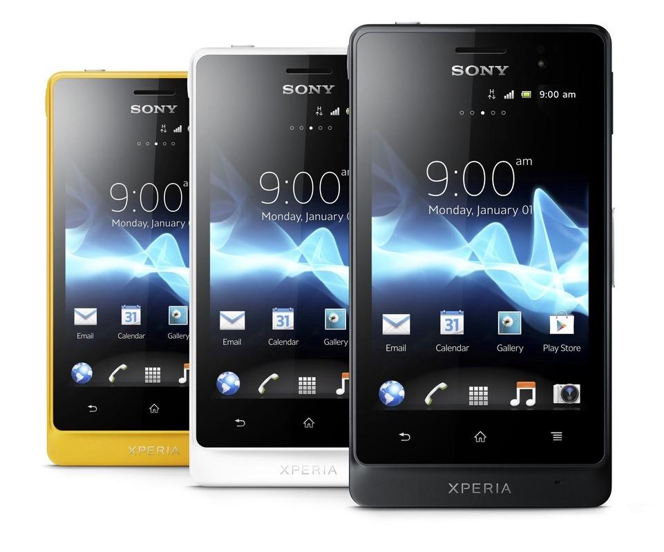 Sony alcanza el tercer puesto en el mercado de smartphones