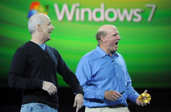 El máximo responsable de Windows abandona Microsoft en pleno lanzamiento de Windows 8