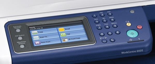 Xerox WorkCentre 6605, probamos esta impresora multifunción