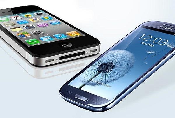 Samsung contra Apple