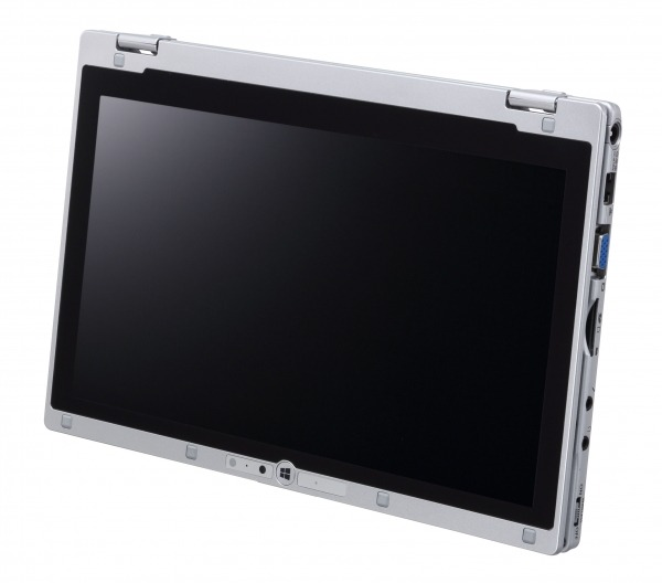 Panasonic Toughbook CF-AX2, ultrabook robusto convertible en tablet