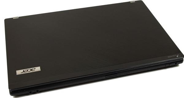 Acer TravelMate P653, análisis a fondo