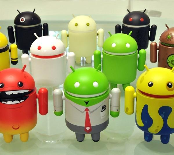 Android estará presente en dos de cada tres smartphones vendidos en 2012