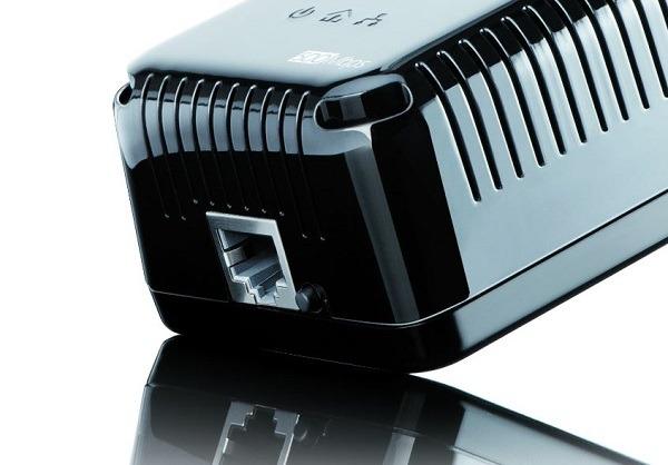 devolo dLAN 500 AVpro+, adaptador para conectarse a la red eléctrica