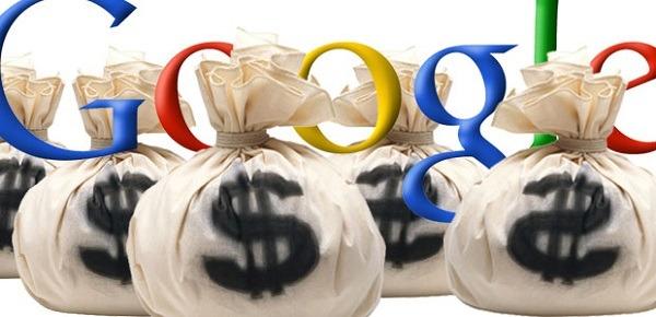 Google evito pagar más de 1.500 millones en impuestos el año pasado