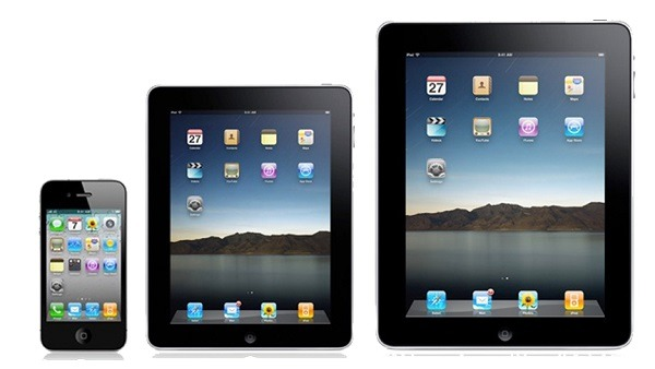 El iPad Mini estarí­a afectando a las ventas del iPad