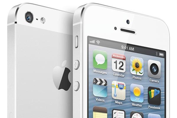 Apple podría reducir la fabricación de sus iPhone 5 para 2013