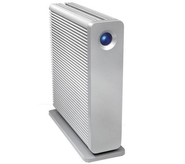 LaCie actualiza su disco duro LaCie d2 con USB 3.0 y Thunderbolt