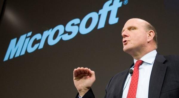 Microsoft en 2012