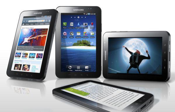 La cuota de mercado de tabletas de Samsung se duplica, y la de Apple cae un 16%