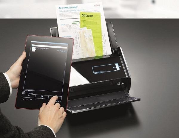 Fujitsu Scan Snap iX500, escáner portátil con buena velocidad