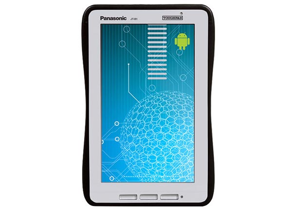 Panasonic Toughpad JT-B1, tablet robusto Android de tamaño reducido