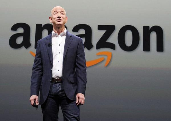 Amazon gana un 45% menos durante el cuarto trimestre