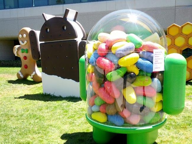 Samsung Galaxy S2 se actualizará a Android 4.1 Jelly Bean en febrero