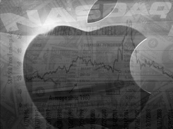 Las acciones de Apple vuelven a caer