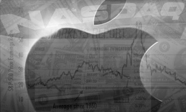 Apple en Bolsa
