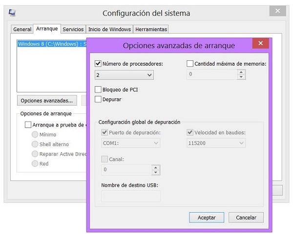 Windows 8, cómo aumentar la velocidad de arranque de Windows 8