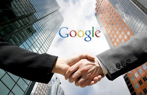 Presión política Google