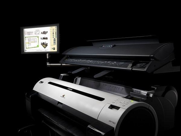 Canon imagePROGRAF M40, impresora multifunción de gran formato