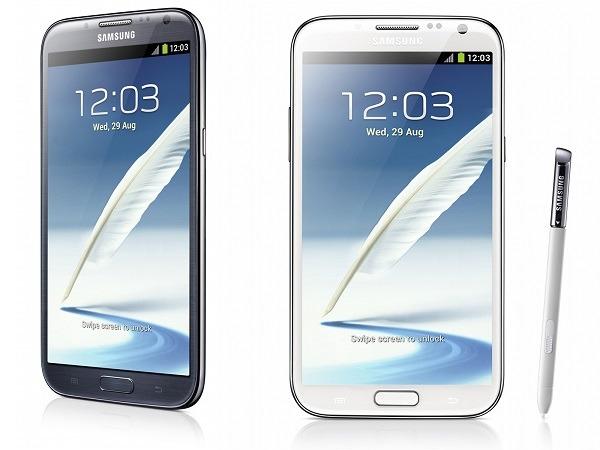 Samsung vende un millón de Samsung Galaxy Note 2 en Corea
