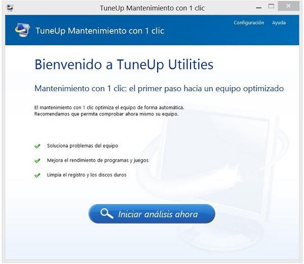 TuneUp Utilities 2013, cómo mejorar el rendimiento de Windows en tiempo real