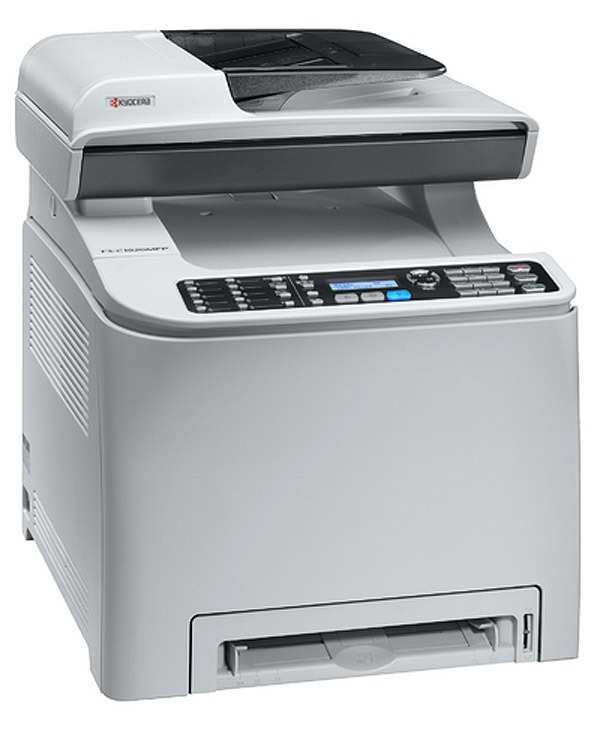 Kyocera FS-C1020MFP, impresora multifunción con sistema duplex a doble cara